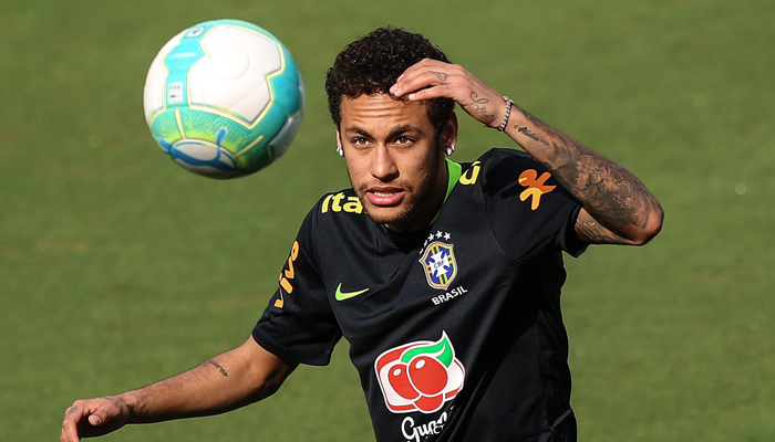FC Barcelona sues Neymar for $10 million for breach of contract