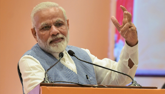 PM Narendra Modi greets nation on Valmiki Jayanti