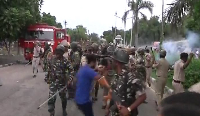 Ram Rahim convicted; Supporters attack journalists