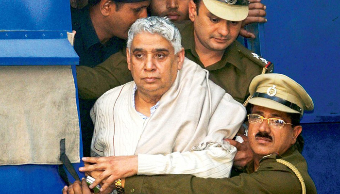 Self-styled godman Rampal acquitted in two cases; to remain in jail