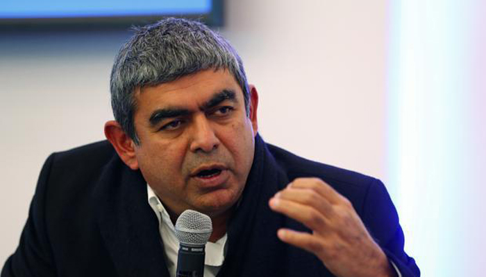 Vishal Sikka points our reason behind resignation as Infosys CEO, MD