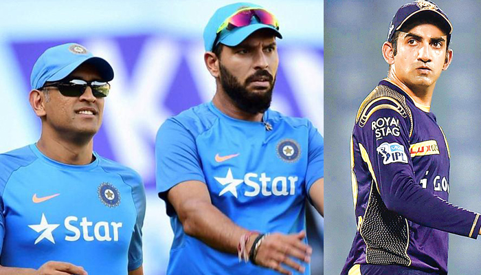 Read what Gambhir feels about Yuvraj, Dhonis future in team India!