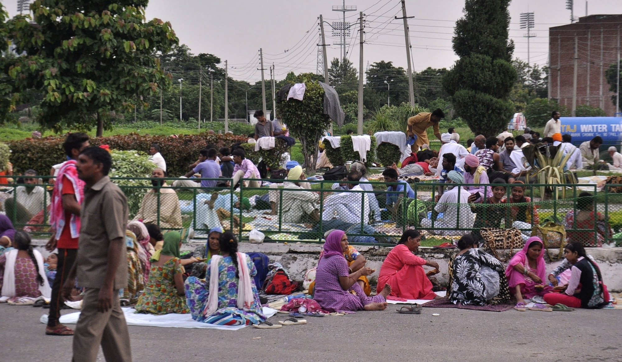 Dera chief verdict: Chandigarh, Panchkula wear deserted look