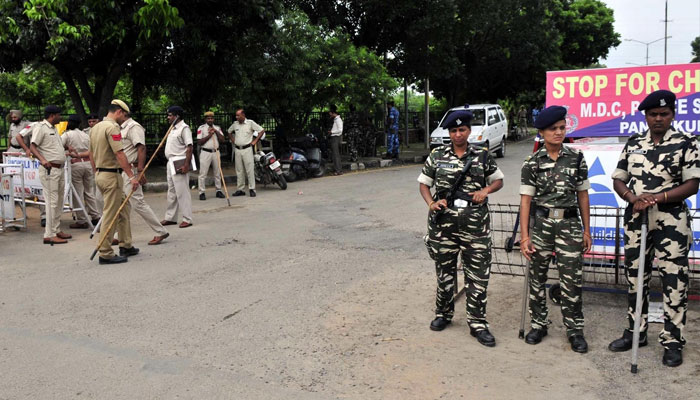 Curfew-like restrictions in Chandigarh, Panchkula ahead of Gurmeet verdict