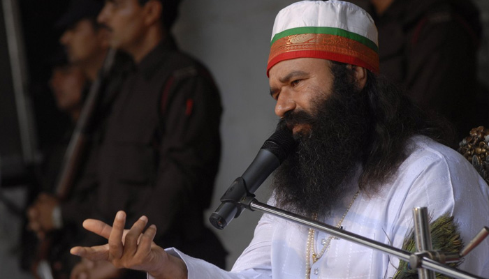 AK-47, pistols recovered; sedition cases against Dera followers