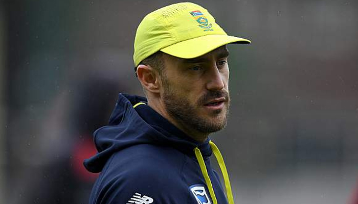 Du Plessis to lead World XI vs Pakistan in Lahore in September