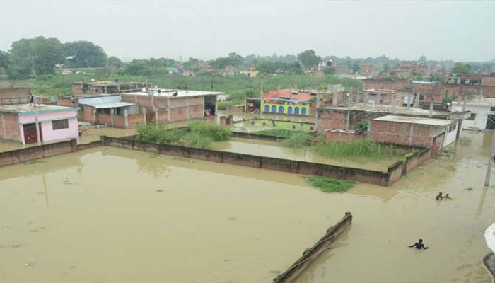 Army launches relief, rescue operations in flood-hit Gorakhpur