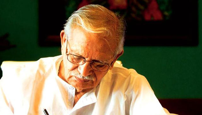 Happy Birthday! India is Gulzar with songs, poems you gave....
