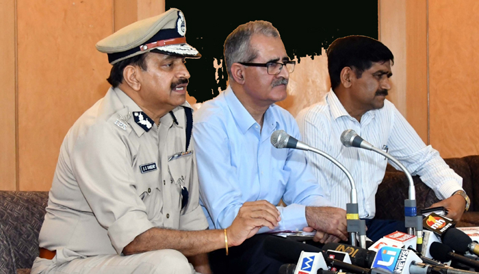 Fool-proof arrangements in place for Monday: Haryana top officials