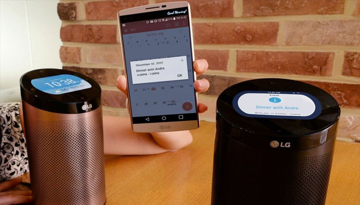 LG to make appliances compatible with Amazon Echo smart speaker