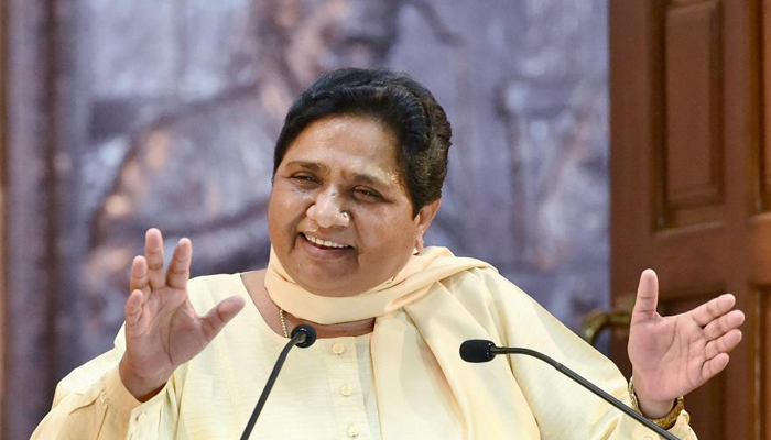 Big jolt for opposition as Mayawati denies any rally with Lalu
