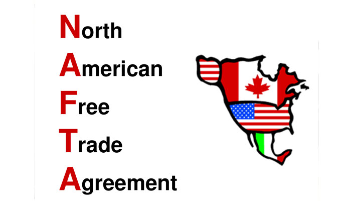 Three nation trade pact: First round of NAFTA talks conclude