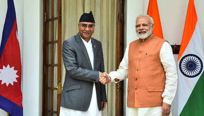 Nepal-India defence cooperation interdependent: PM Modi