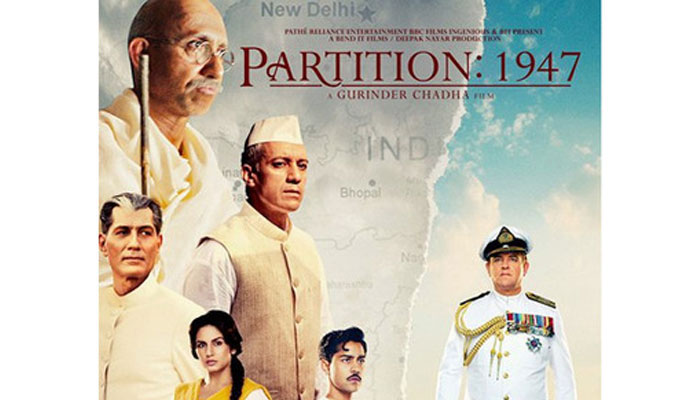 Partition: 1947 banned from release in Pakistan