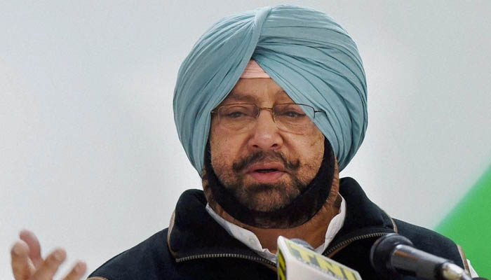 Situation in state under control, says Punjab Chief Minister