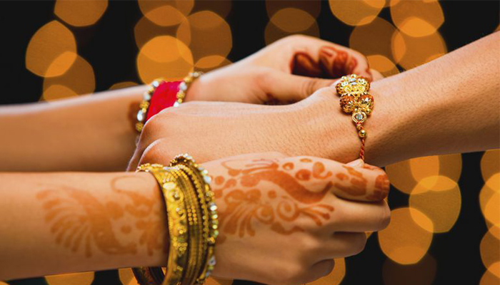 Rakhi special   Go with Lehenga and matte lipstick to look trendy