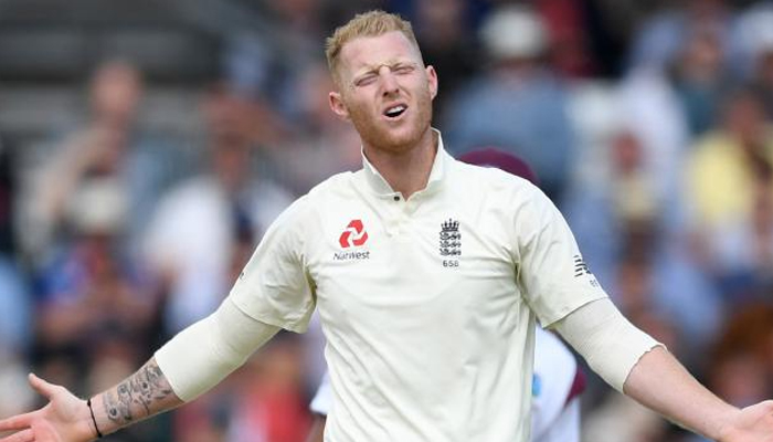 England all-rounder Stokes reprimanded by ICC