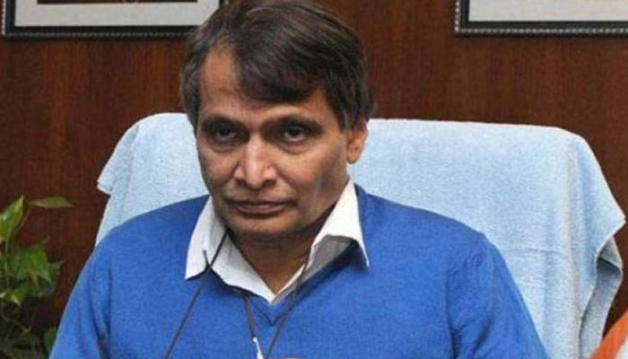 Suresh Prabhu takes up H-1B, L-1 visa issues strongly with US