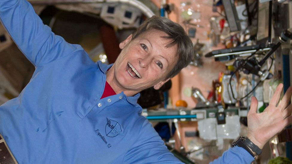 Record-breaking astronaut Peggy Whitson set to return Earth