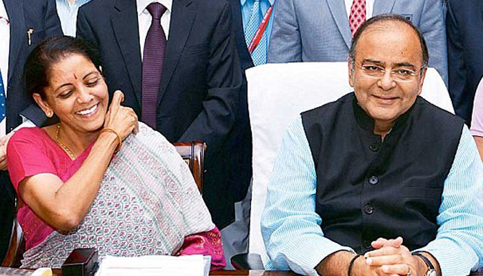 Jaitley leaves for Japan as Defence Min  Sitharaman to take charge later