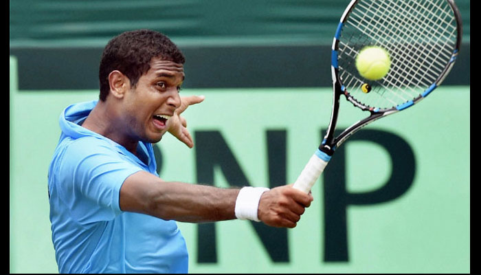 Davis Cup: Ramanathans efforts help India take 1-0 lead over Canada