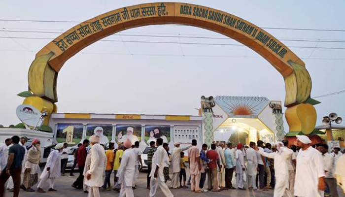 Security tightened around Sirsa Dera headquarters ahead of search