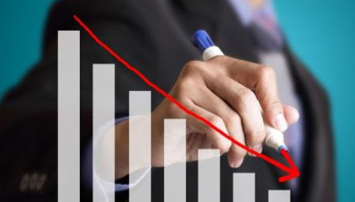 Indias GDP growth in first growth slows down to 5.7 per cent