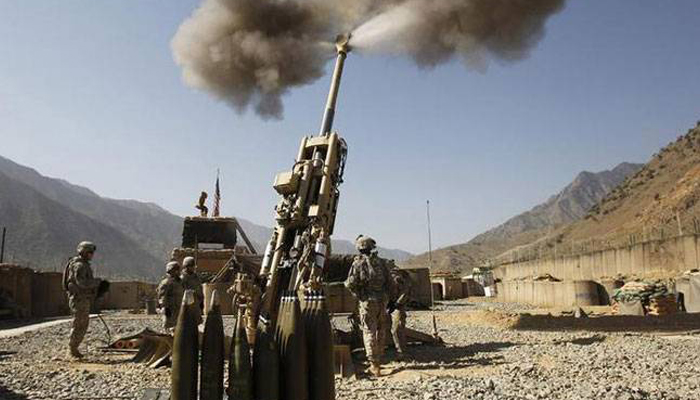 US-made M-777 howitzers barrel bursts during trials