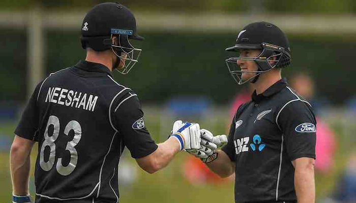 Neesham, Broom excluded from New Zealand squad for India ODIs