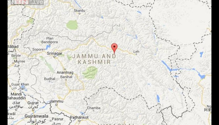 Moderate intensity quake jolts Valley, no casualties reported