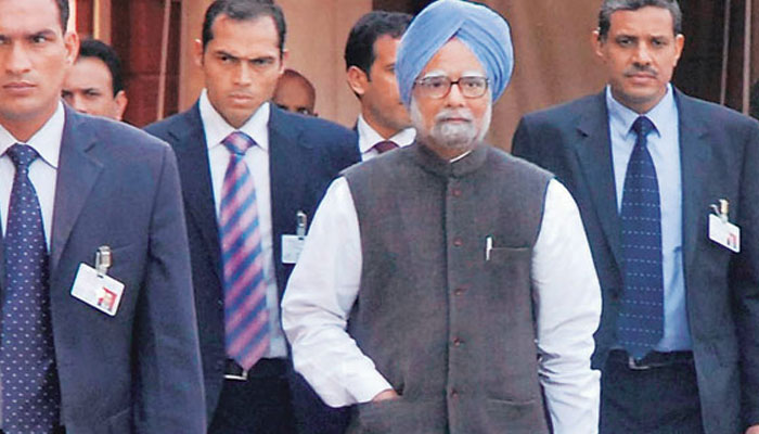 Manmohan Singh to lead Congress policy planning group to J&K