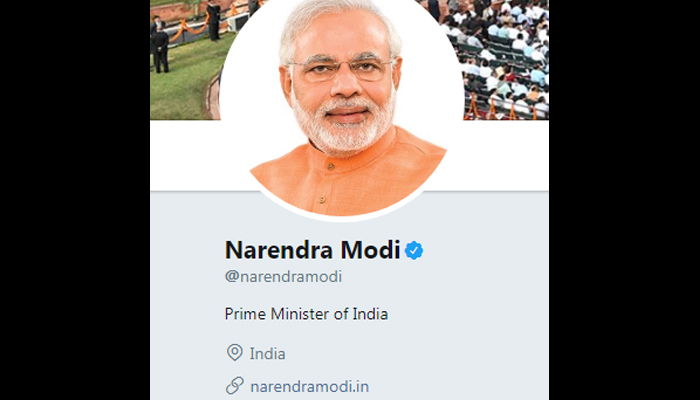 Modi following someone on Twitter not a character certificate: BJP
