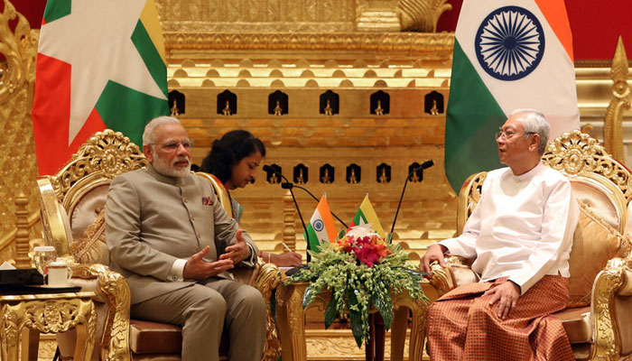 India-Myanmar agreements: Strengthening a multifaceted partnership