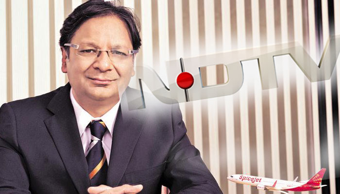 NDTV denies reports of Ajay Singh taking over the channel