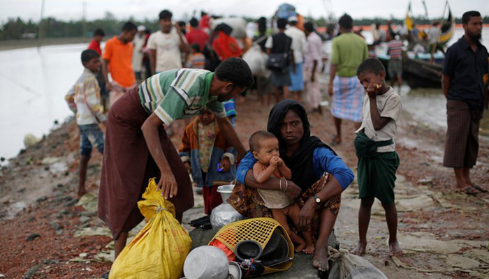 Centre says affidavit served in Rohingya case not final