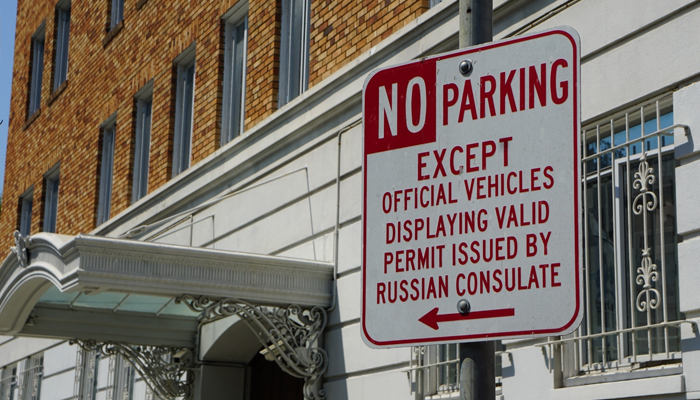 US asks Russia to shut down its consulate in San Francisco