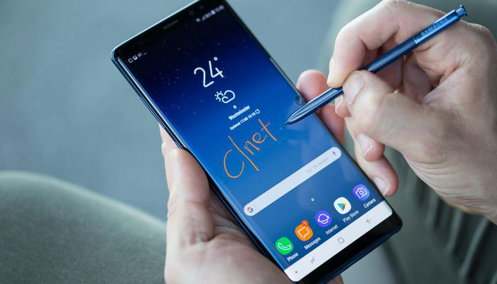 Samsung Galaxy Note 8 leaves Big, bold and beautiful impact