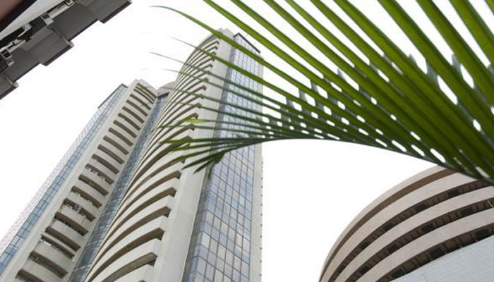 Negative global cues subdue equities, Sensex plunges over 350 points
