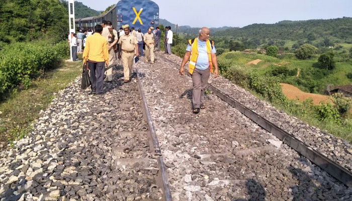 Seven coaches of Shaktipunj Express derail in UP; no casualties