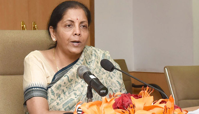Marshal of IAF Arjan Singhs death great loss to the country: Sitharaman