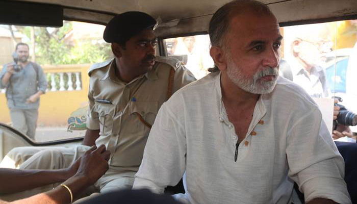 Tarun Tejpal charged with rape, other sections by Goa court