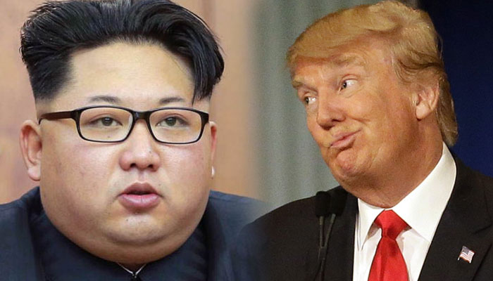 Dismissing missile tests, Trump says Kim wont want to disappoint me