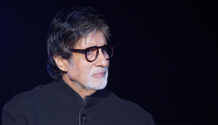 Amitabh Bachchan uses poetic flavour to convey his health condition