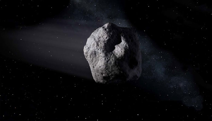 Huge asteroid Florence to pass by Earth on Friday