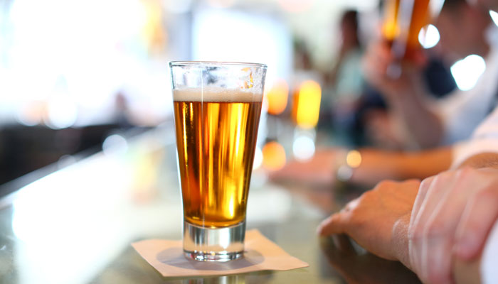 Brains immune system could make us impulsive to drink alcohol