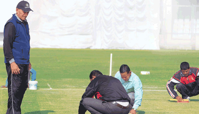 Check what BCCI chief curator has to say about Lucknow stadium pitch!