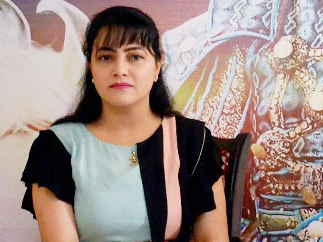 UP man offers Rs 1 lakh for information on Honeypreet