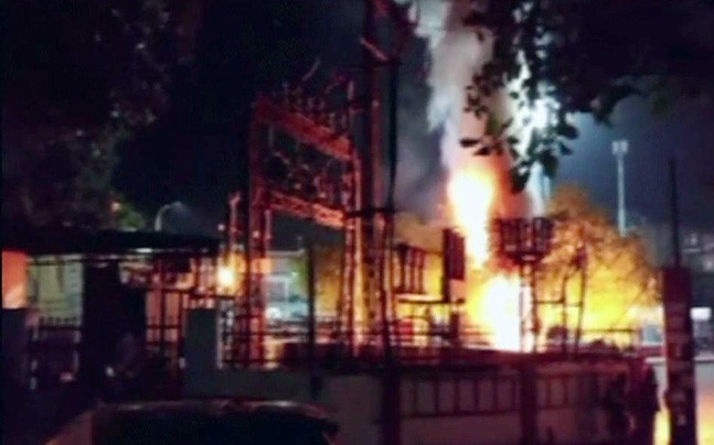 Jaipur violence   One dead; Curfew imposed in 4 police station areas