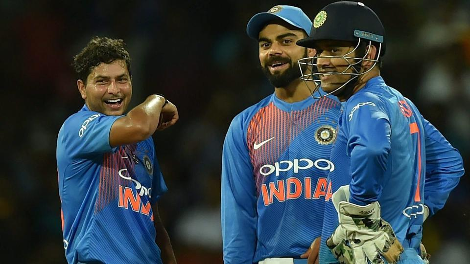 Ind vs Aus: Kuldeep thanks Dhonis backing before hat-trick ball