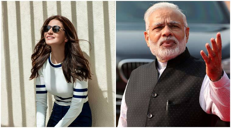 PM Modi invites Anushka Sharma to be a part of cleanliness initiative